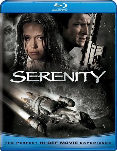 Serenity (Widescreen/ Blu-ray) DVD Image