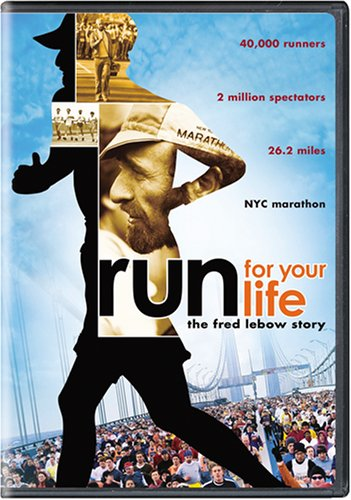 Run For Your Life DVD Image