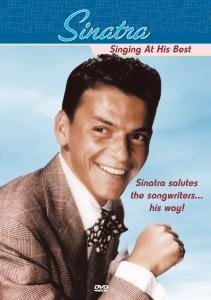 Frank Sinatra Singing at His Best DVD Image