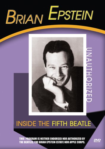 Brian Epstein: Inside The Fifth Beatle DVD Image