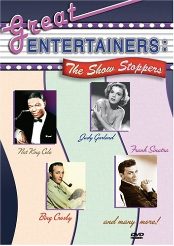 Great Entertainers DVD Image
