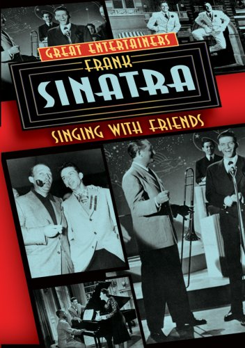 Frank Sinatra: Singing With Friends DVD Image