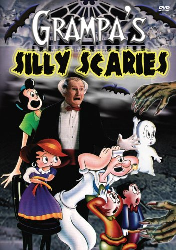 Grandpa's Silly Scaries DVD Image