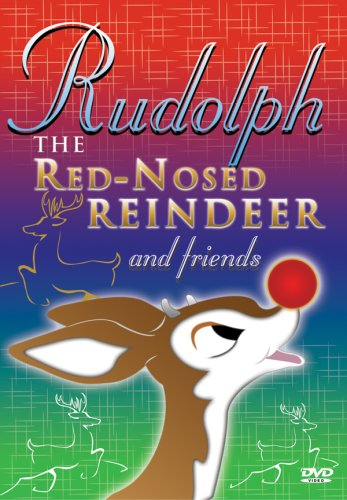Rudolph the Red Nosed Reindeer & Friends DVD Image