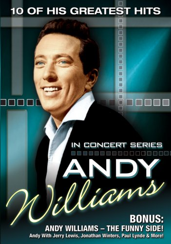 Andy Williams: In Concert Series DVD Image