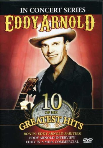 Eddy Arnold: In Concert Series DVD Image