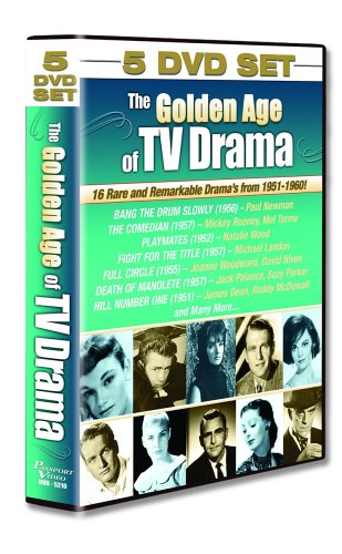 The Golden Age of TV Drama DVD Image