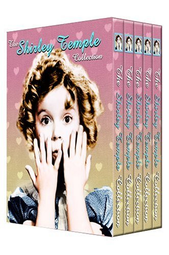 Shirley Temple Collection (Passport Video/ 5-Disc): Glad Rags To Riches / War Babies / Pie Covered Wagon / ... DVD Image