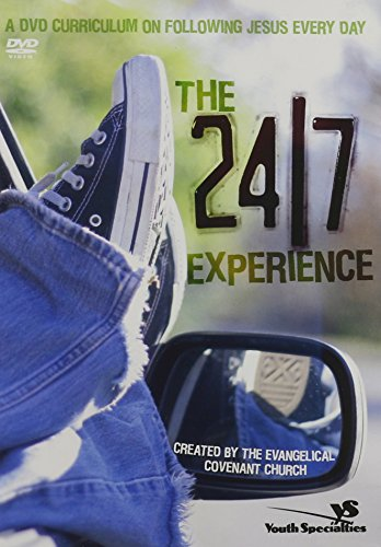 The 24/7 Experience DVD Image