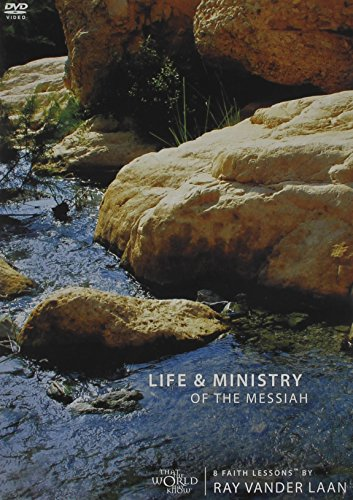 Life and Ministry of the Messiah DVD Image