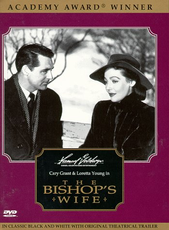The Bishop's Wife DVD Image