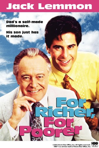 For Richer, For Poorer DVD Image