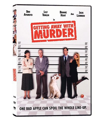 Getting Away With Murder DVD Image