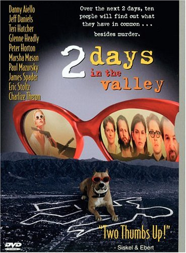 2 Days In The Valley DVD Image