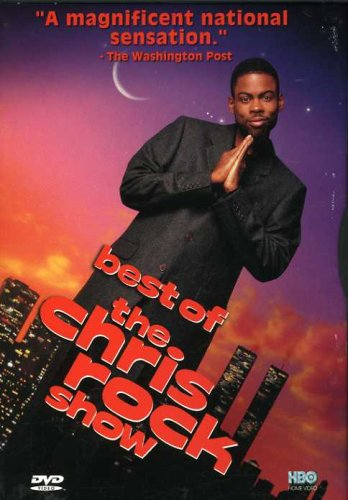 Best of the Chris Rock Show DVD Image