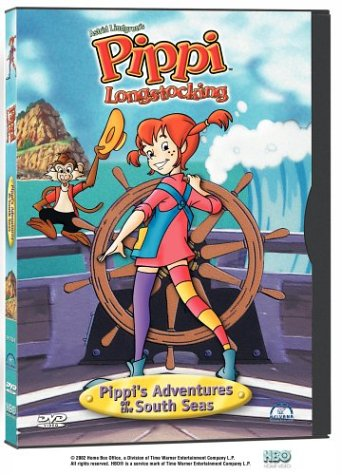 Pippi Longstocking: Adventures on the South Seas DVD Image