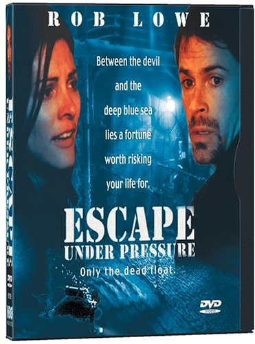 Escape Under Pressure DVD Image
