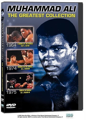 Muhammad Ali - The Greatest Collection DVD Image