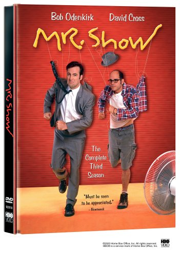 Mr. Show - The Complete Third Season DVD Image