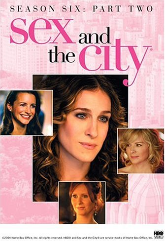 Sex and the City - Season Six, Part 2 DVD Image