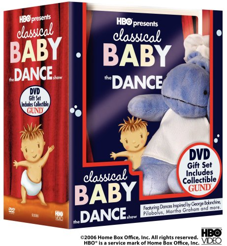 Classical Baby: The Dance Show (w/ Toy) DVD Image