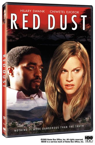 Red Dust DVD Image