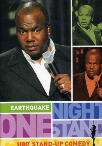 One Night Stand: Earthquake DVD Image
