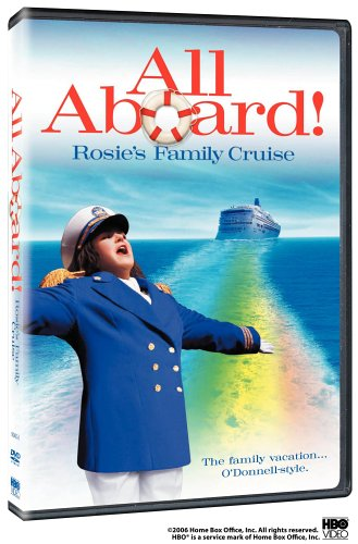 All Aboard: Rosie's Family Cruise DVD Image