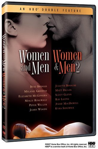 Women and Men Double Feature (Stories of Seduction / Women and Men 2) DVD Image