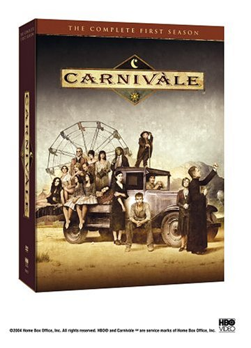 Carnivale: The Complete 1st Season DVD Image