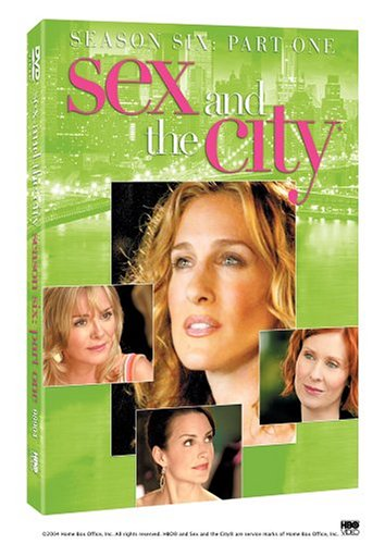 Sex And The City: The Complete 6th Season, Part 1 DVD Image