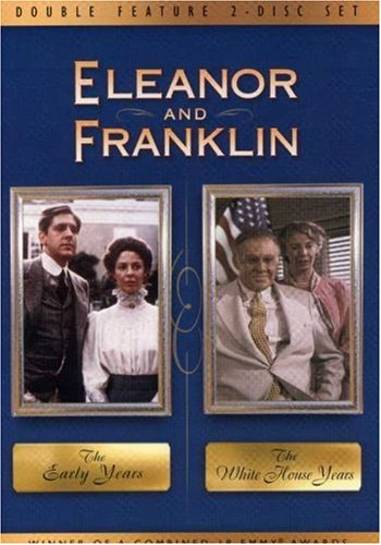 Eleanor and Franklin Double Feature (The Early Years / The White House Years) DVD Image