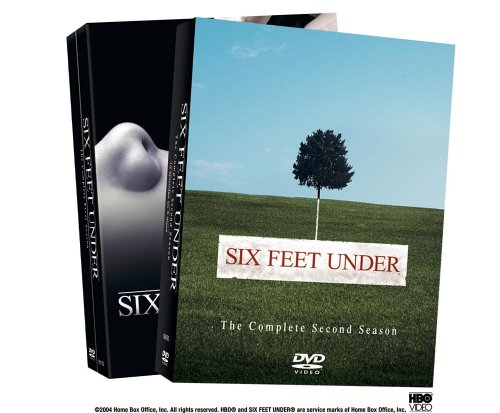 Six Feet Under: The Complete 1st & 2nd Season DVD Image