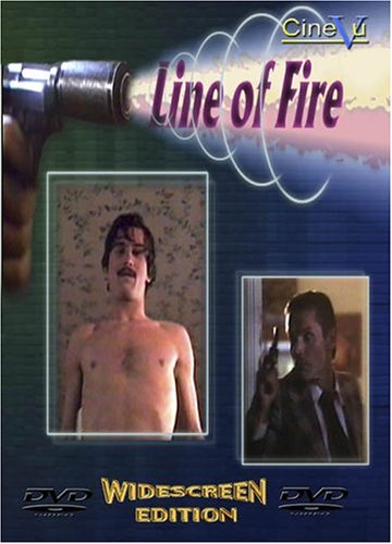 Line of Fire DVD Image