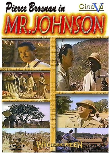Mr. Johnson DVD Image