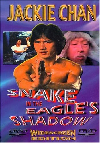 Snake in the Eagle's Shadow DVD Image