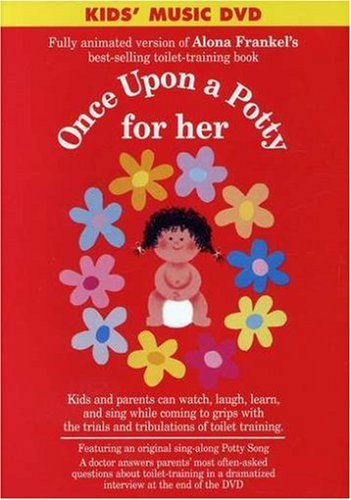 Once Upon a Potty For Her DVD Image