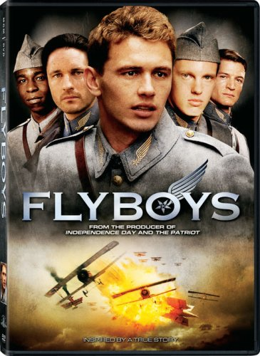 Flyboys (Widescreen) DVD Image