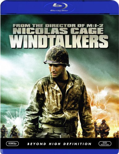 Windtalkers (Blu-ray) DVD Image