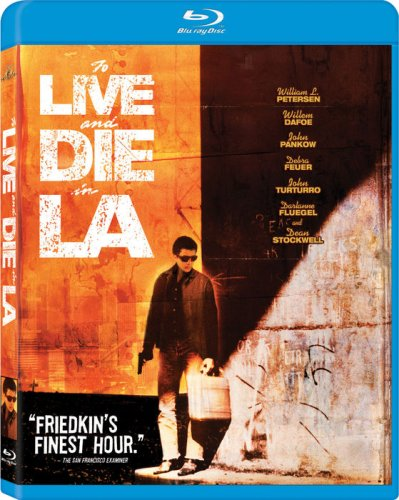 To Live And Die In L.A. (DVD & Blu-ray Combo) DVD Image