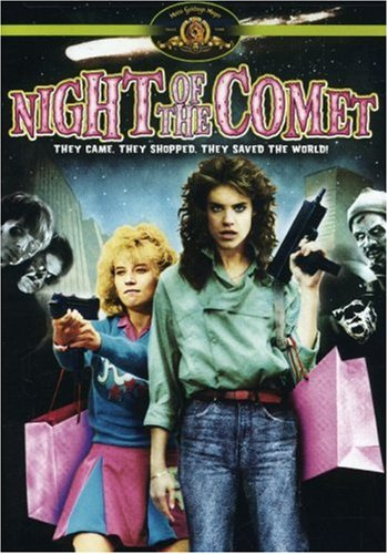 Night Of The Comet DVD Image