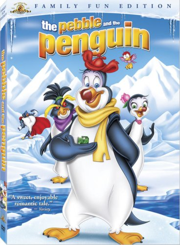The Pebble and the Penguin - Family Fun Edition DVD Image