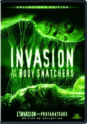 Invasion of the Body Snatchers (Collector's Edition) DVD Image