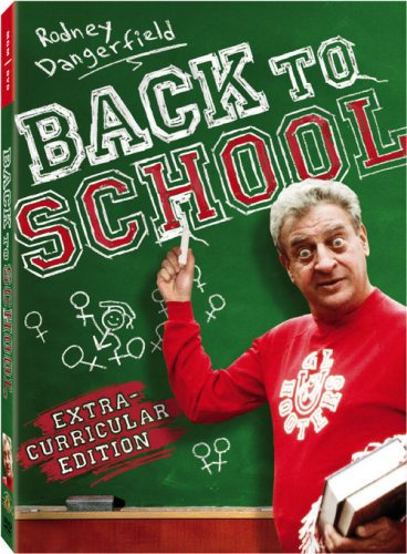 Back To School (Extra-Curricular Edition) DVD Image
