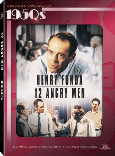 12 Angry Men (Decades Collection with CD) DVD Image