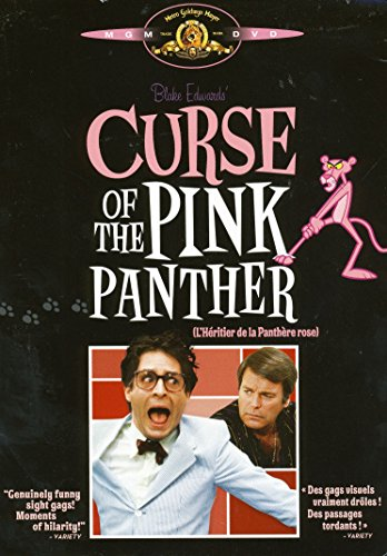 Curse of the Pink Panther (Movie Cash) (Ws Dub) DVD Image