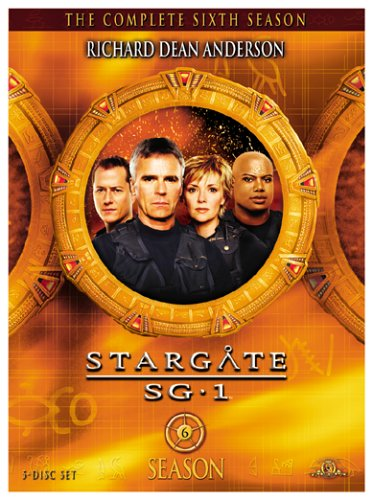 Stargate SG-1 Season 6  (Thinpak) DVD Image