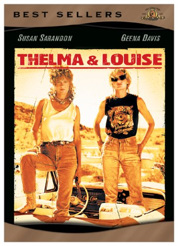 Thelma & Louise DVD Image