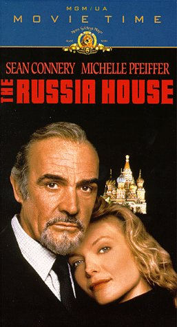 The Russia House [VHS] DVD Image