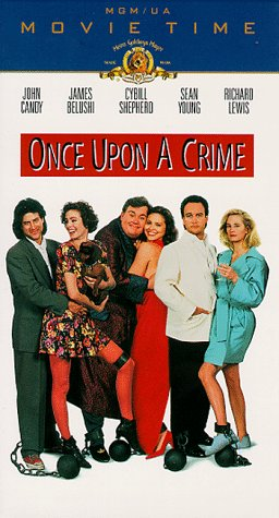 Once Upon a Crime [VHS] DVD Image